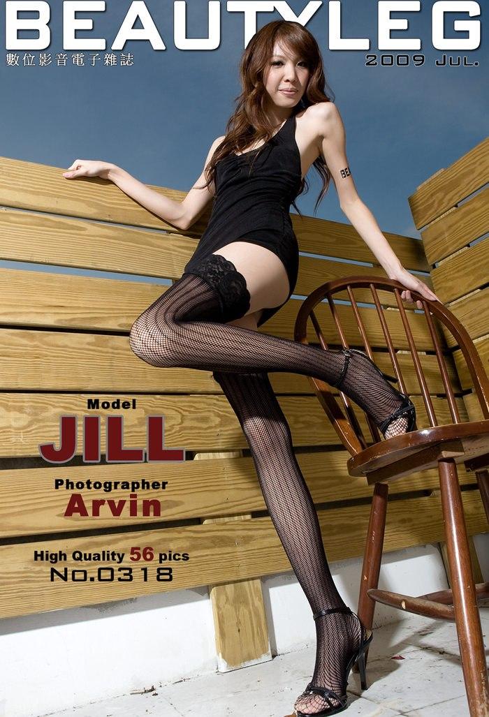 [Beautyleg]2009.07.14 No.318 Jill[57P/44.6M]